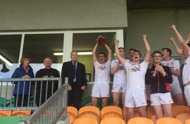 Minor Hurlers take All Ireland title