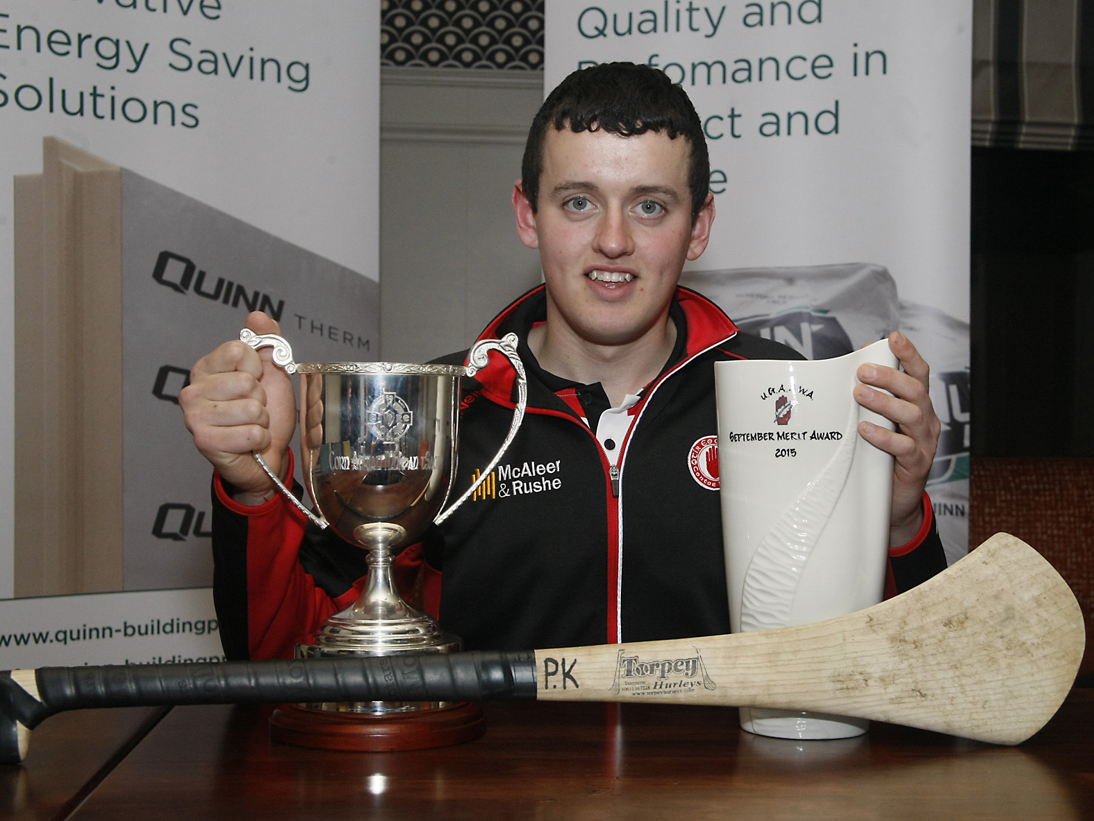 Ulster Award for Young Hurler