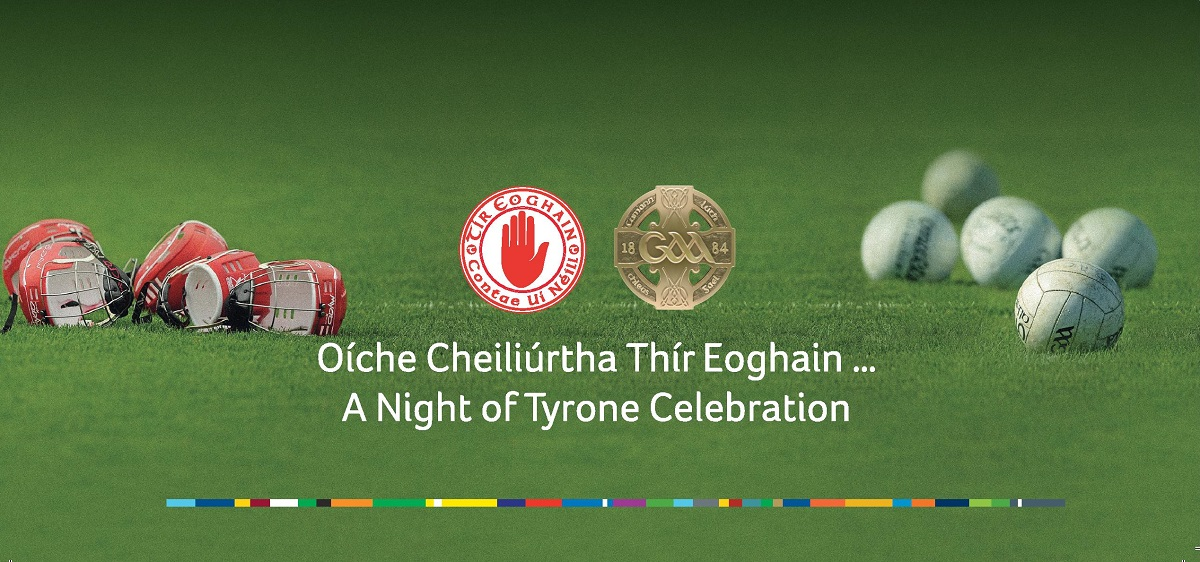 Night of Celebration – Saturday 24th October in the Glenavon House Hotel