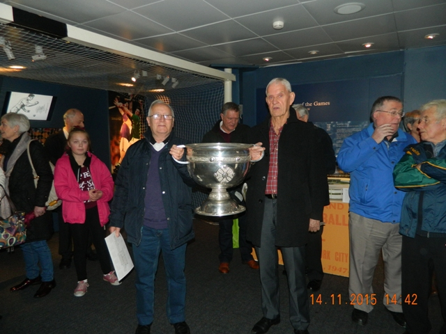 Tyrone GAA Social Initiative trip to Croke Park