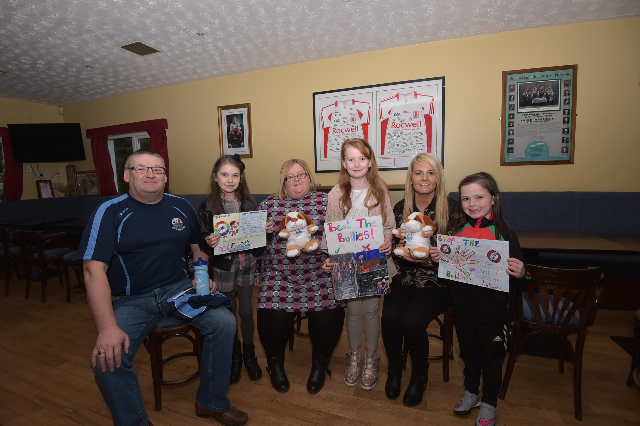Sigerson's Health and Wellbeing Committee support Anti-bullying month.