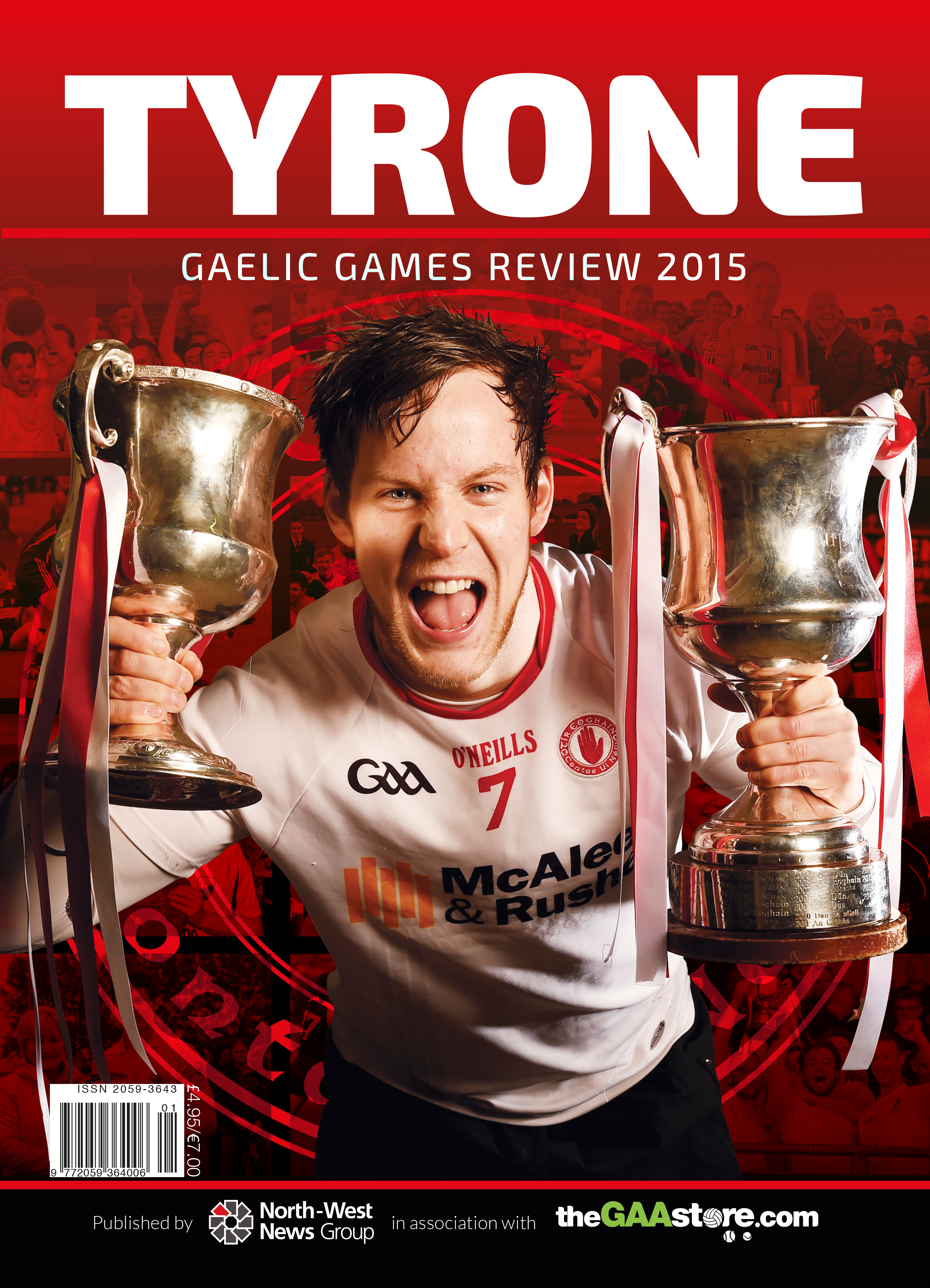 Tyrone Gaelic Games Review on sale now!