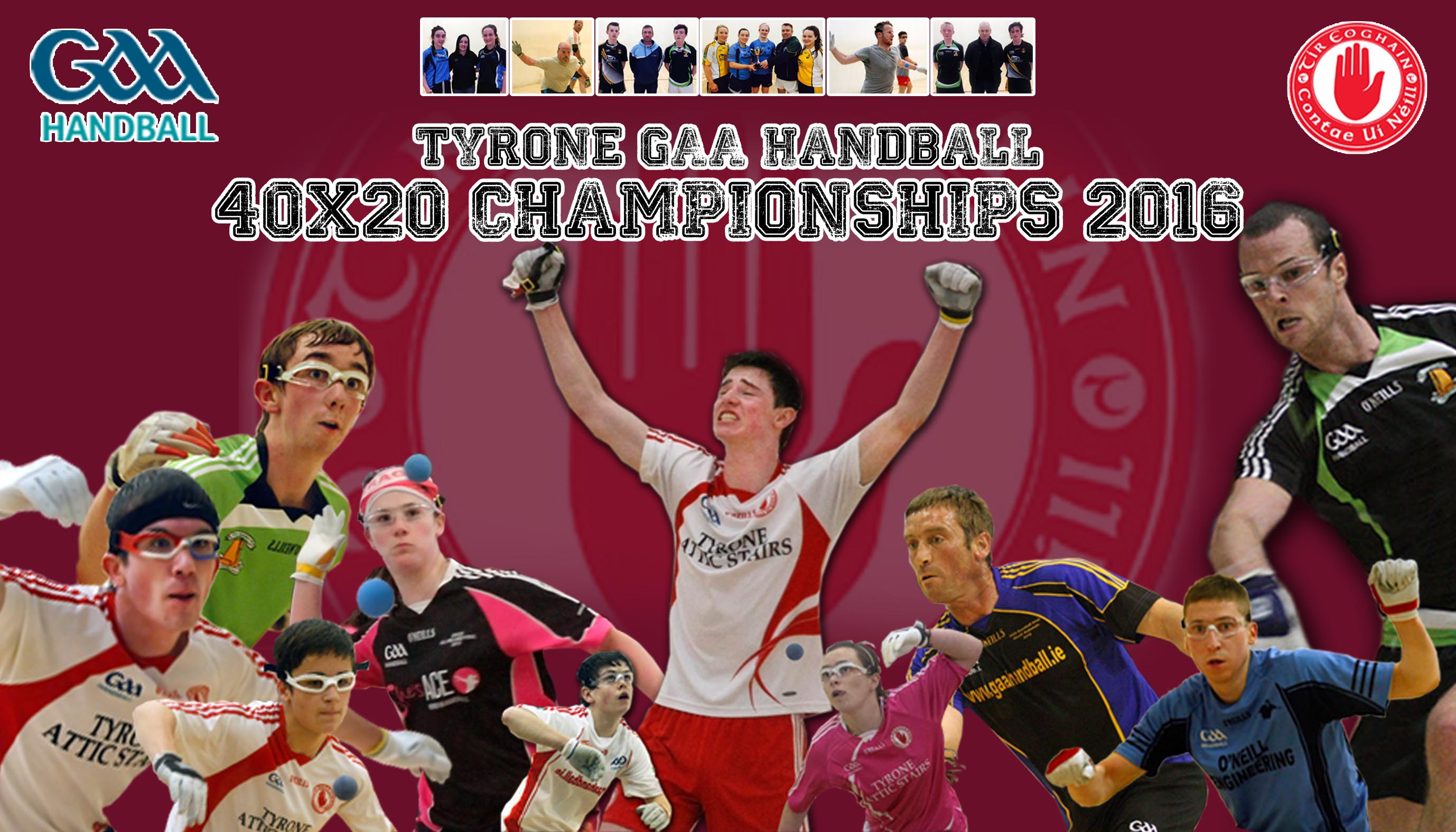Tyrone Handball Update