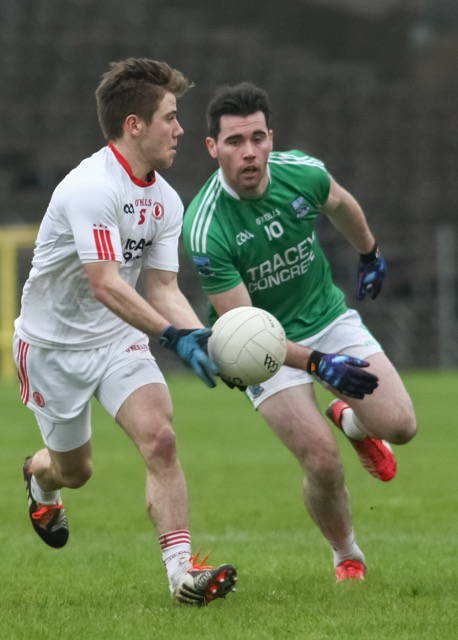 Tyrone through to another McKenna Cup Final