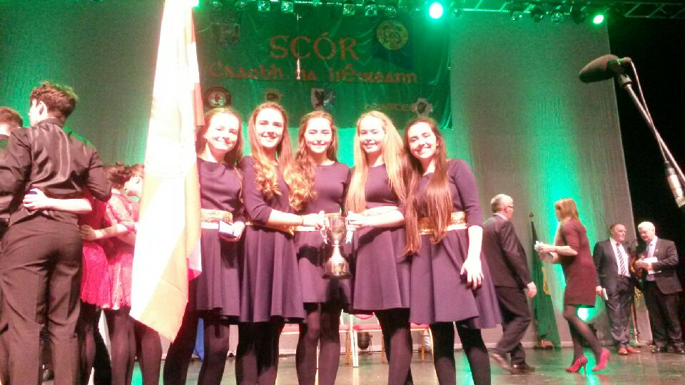 Donaghmore take Scor na nOg All Ireland