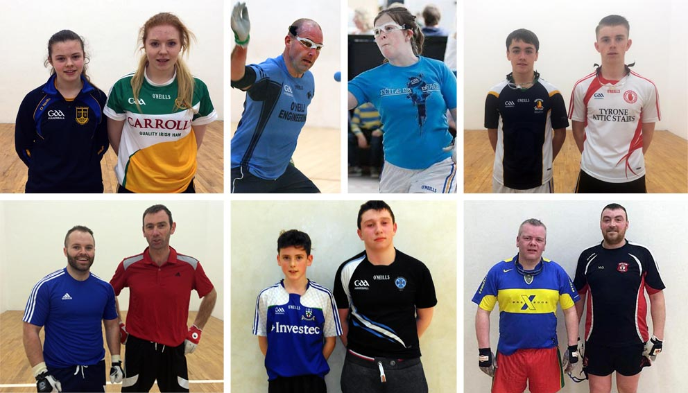 Tyrone GAA Handball update