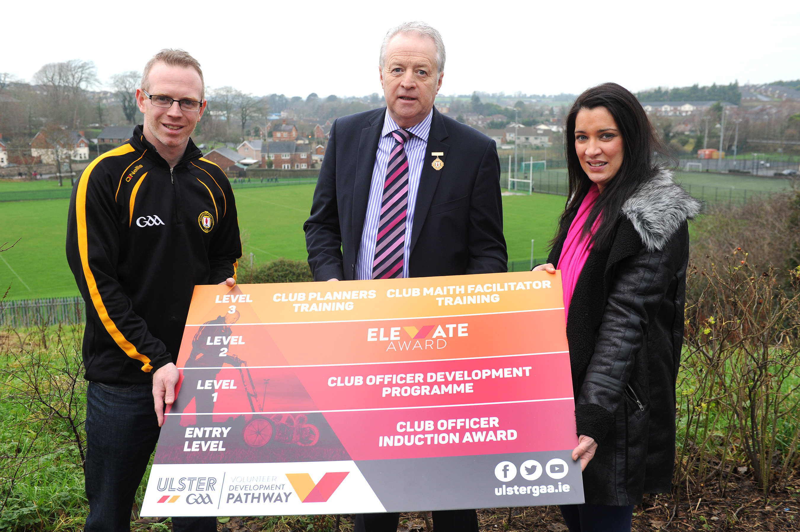 Ulster GAA launch impressive Volunteer Development Pathway