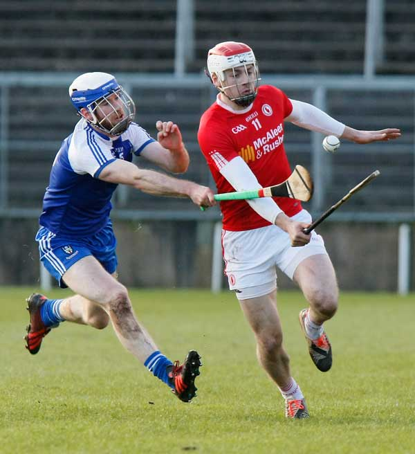 Hurlers off to a winning start