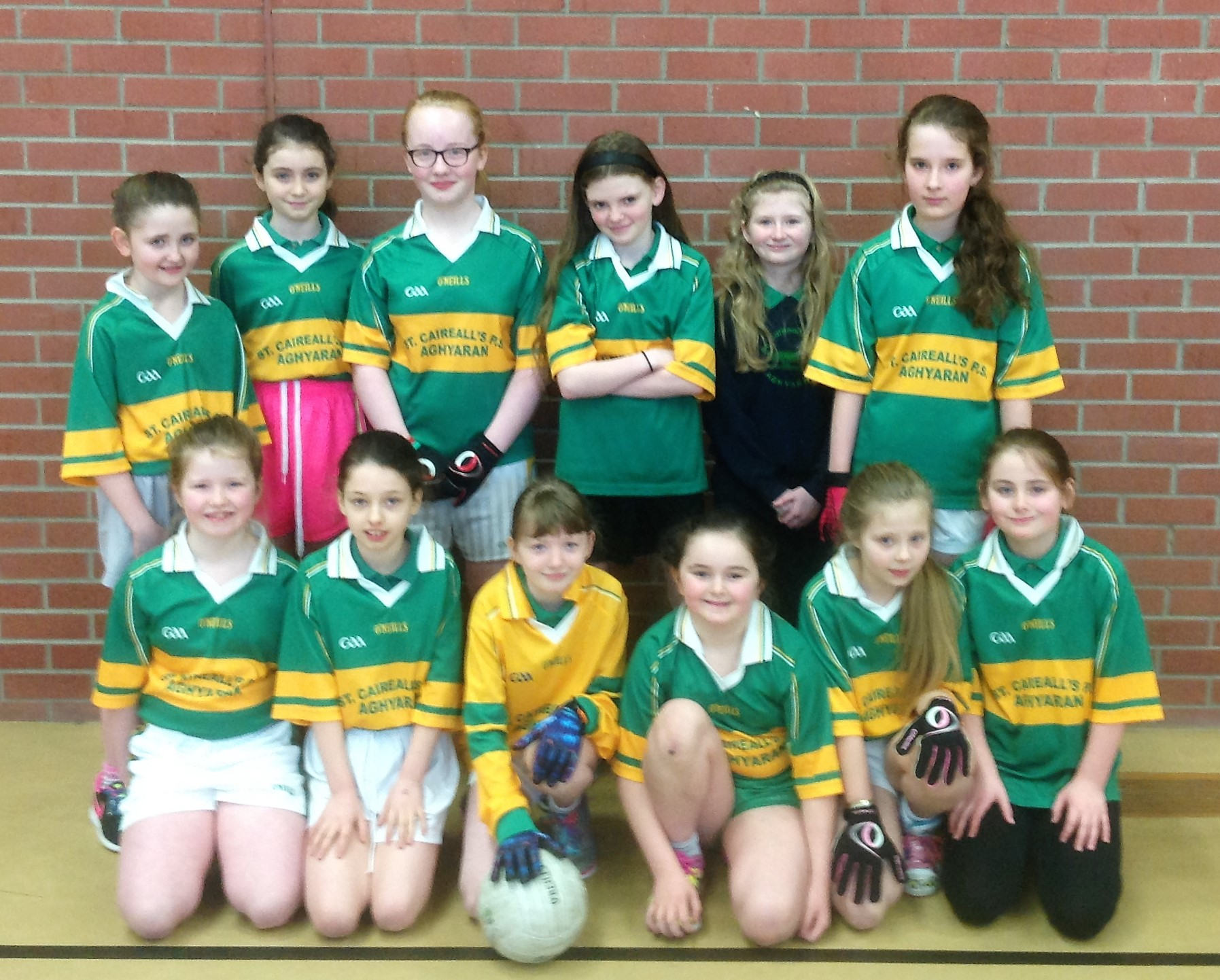 ALLIANZ CUMANN Na mBUNSCOL – GIRLS' INDOOR FOOTBALL HEAT 4: Omagh