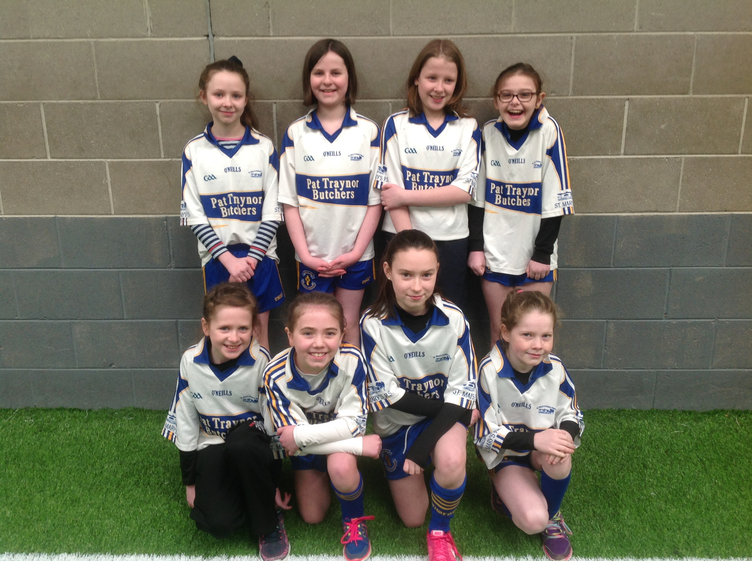 ALLIANZ CUMANN Na mBUNSCOL – GIRLS' INDOOR FOOTBALL HEAT 1: LOUGHVIEW