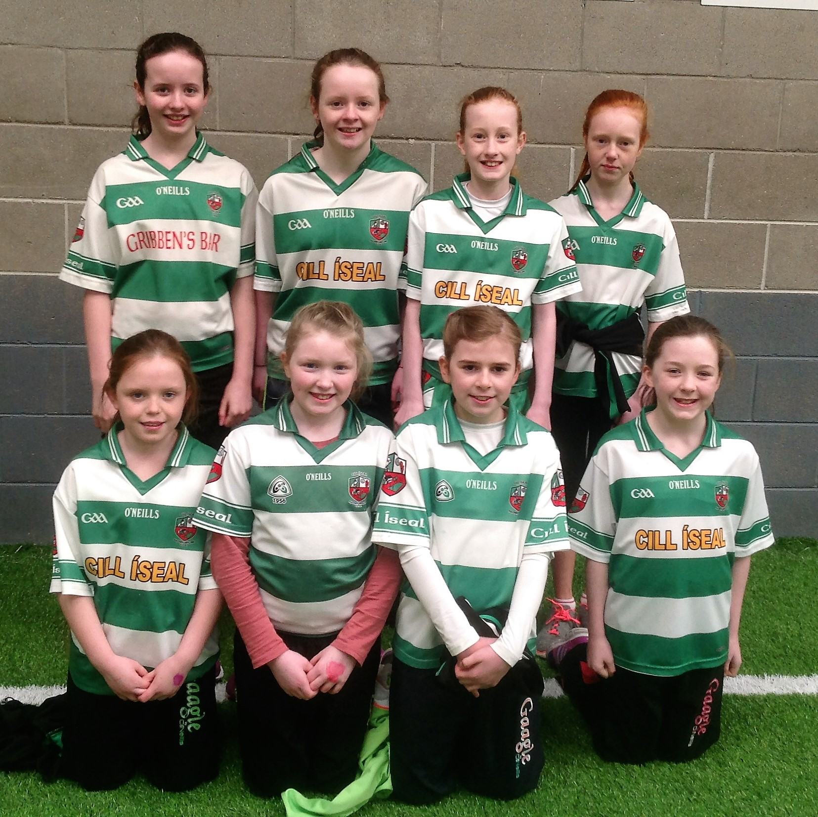 ALLIANZ CUMANN Na mBUNSCOL – GIRLS' INDOOR FOOTBALL HEAT 2: LOUGHVIEW