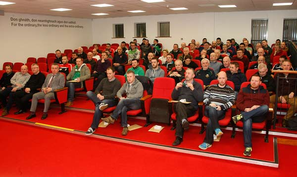 Tyrone Referees – New Referees Training Course