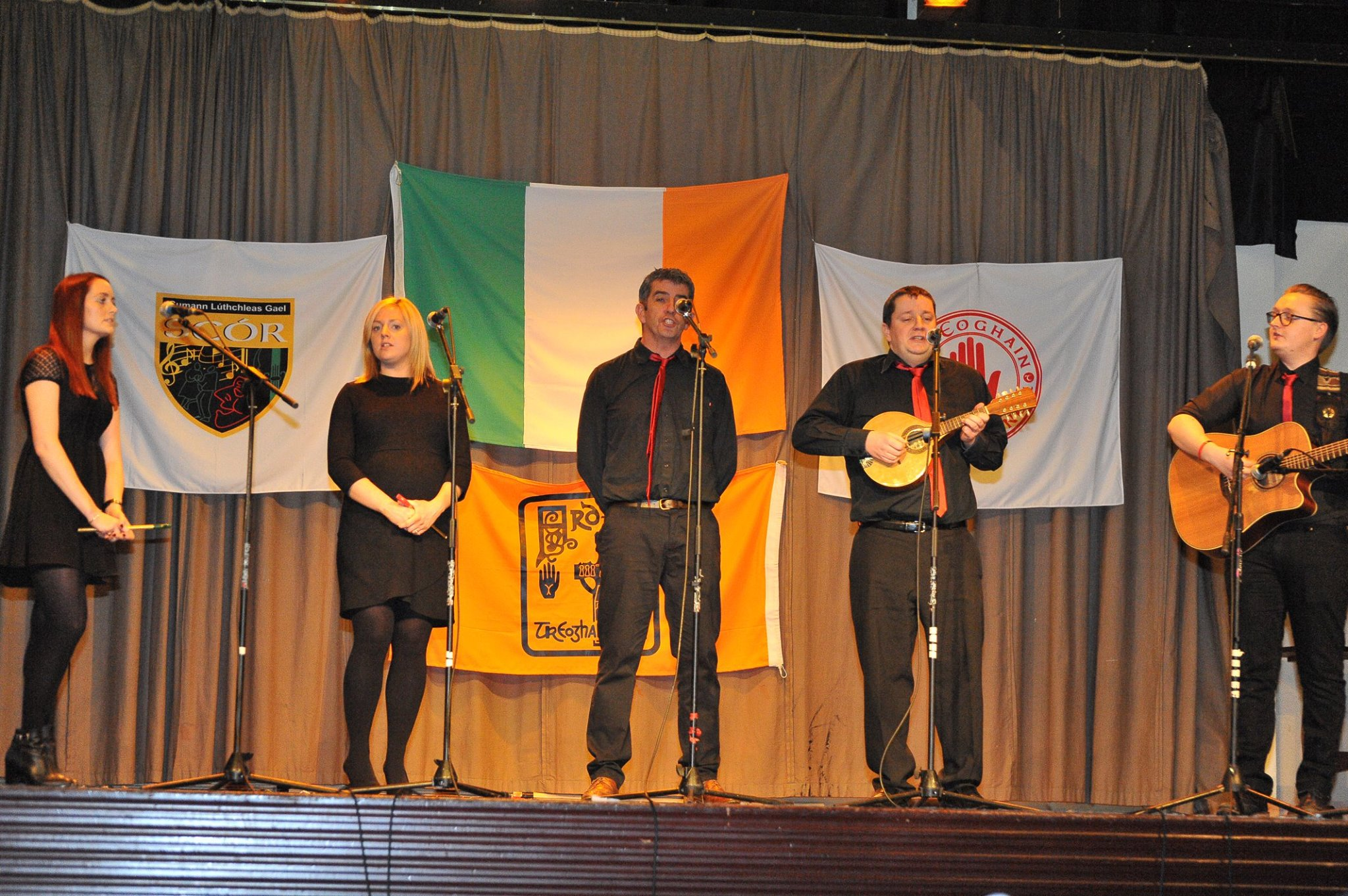 Scor Sinsear Final this weekend in Dun Uladh