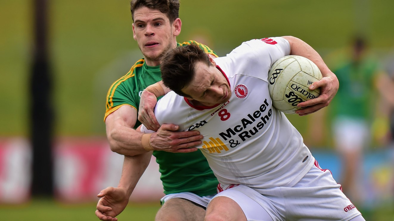 ALLIANZ FOOTBALL LEAGUE DIVISION II: MEATH 1-11 TYRONE 1-17
