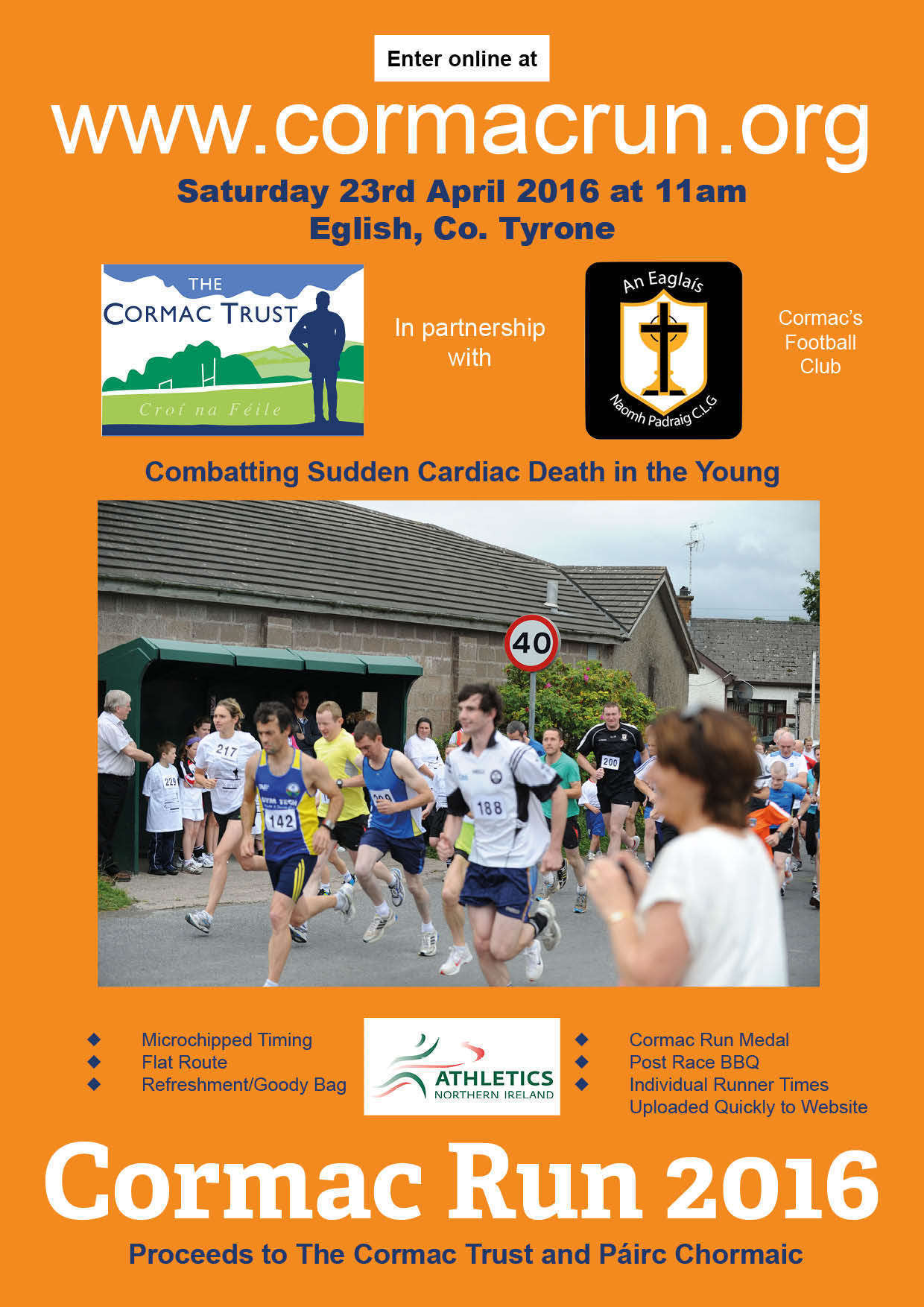 Cormac Run 2016