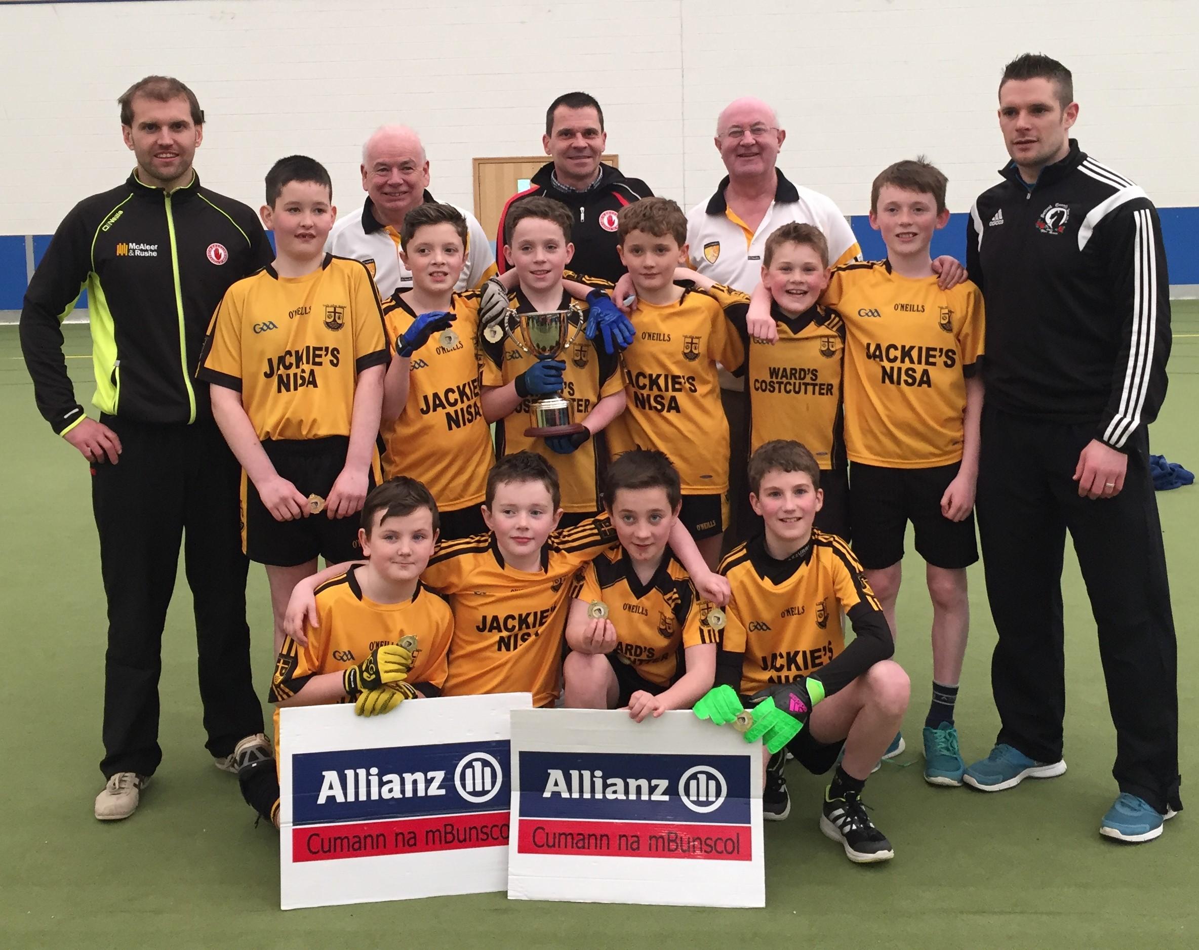 Allianz Cumann na mBunscol Thir Eoghain – Ulster Football Finals 2016