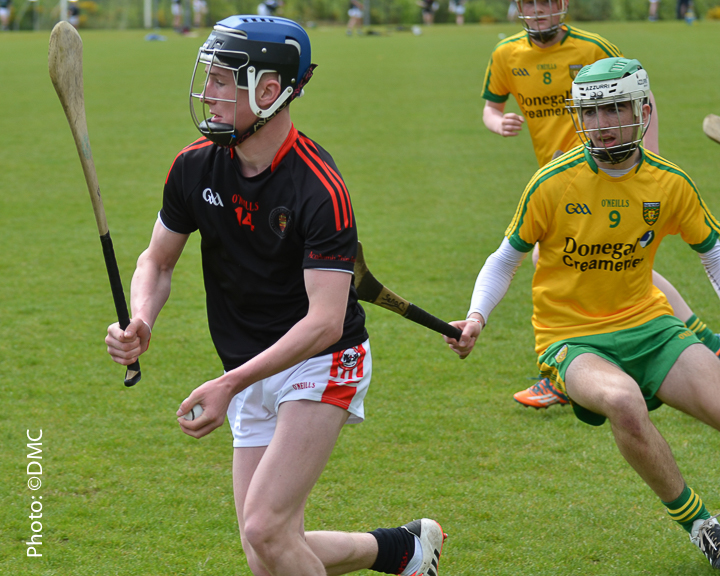 Under 14 & 16 Hurlers in Ulster Blitz