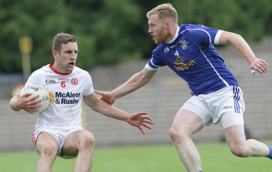 PODCAST Dromore's Niall Sludden
