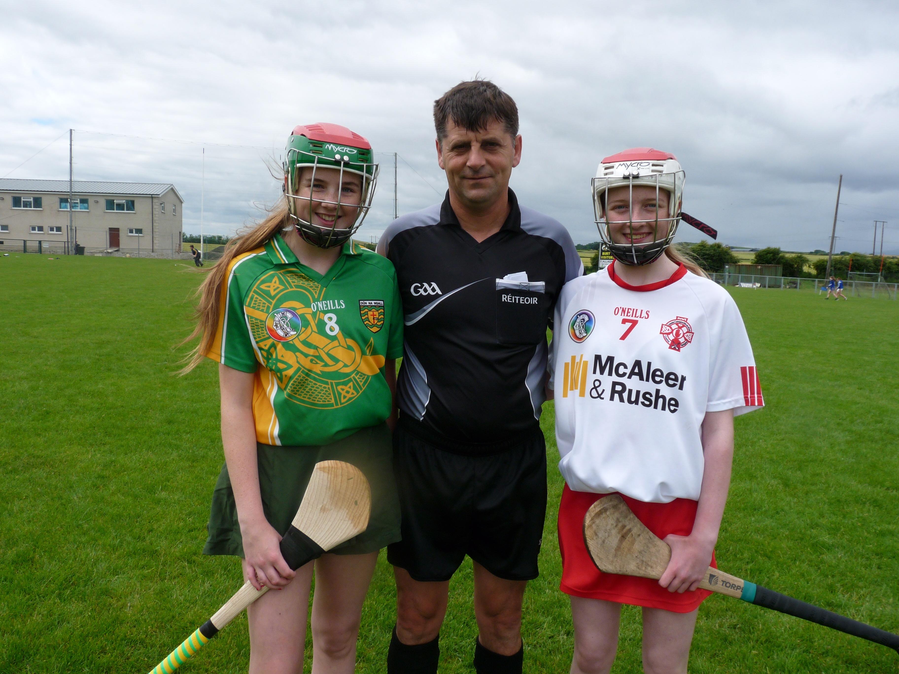 Tyrone U16s in Ulster shield final