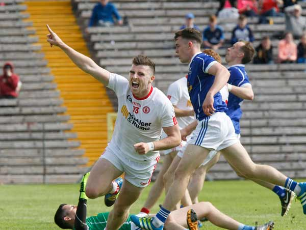 Tyrone through to first Ulster Final in 6 years