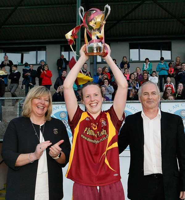 Tyrone Ladies Football Finals