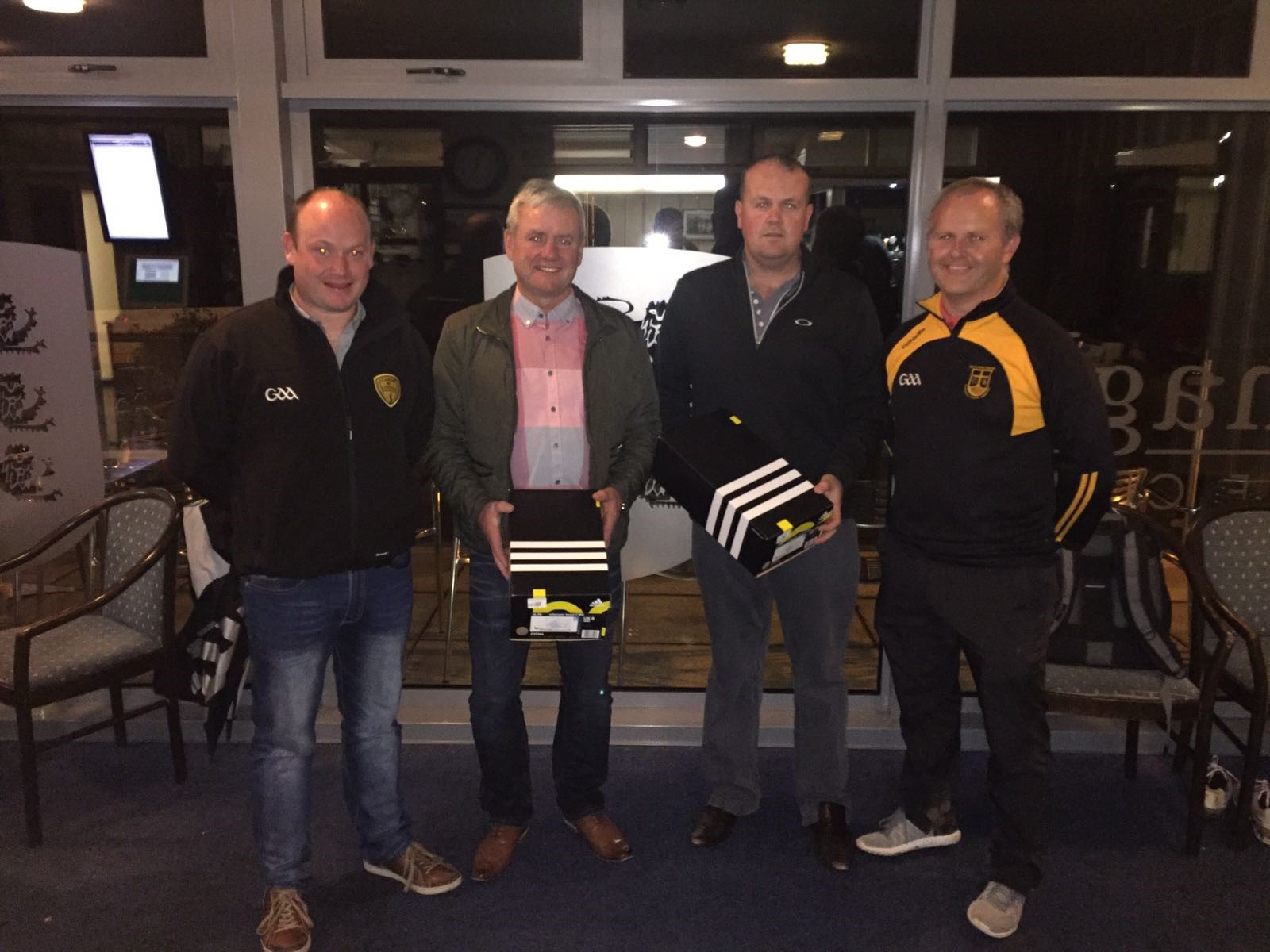Loughmacrory hold successful Golf Classic