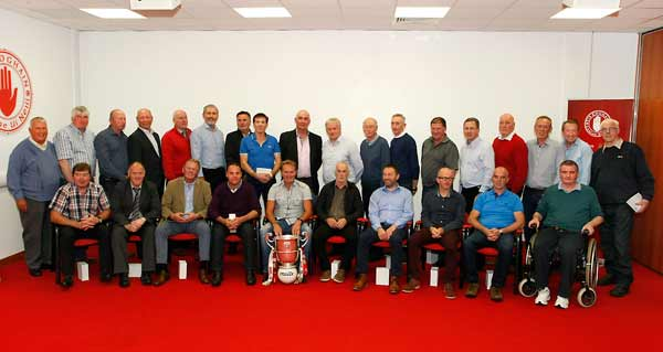 The Men of 86 honoured