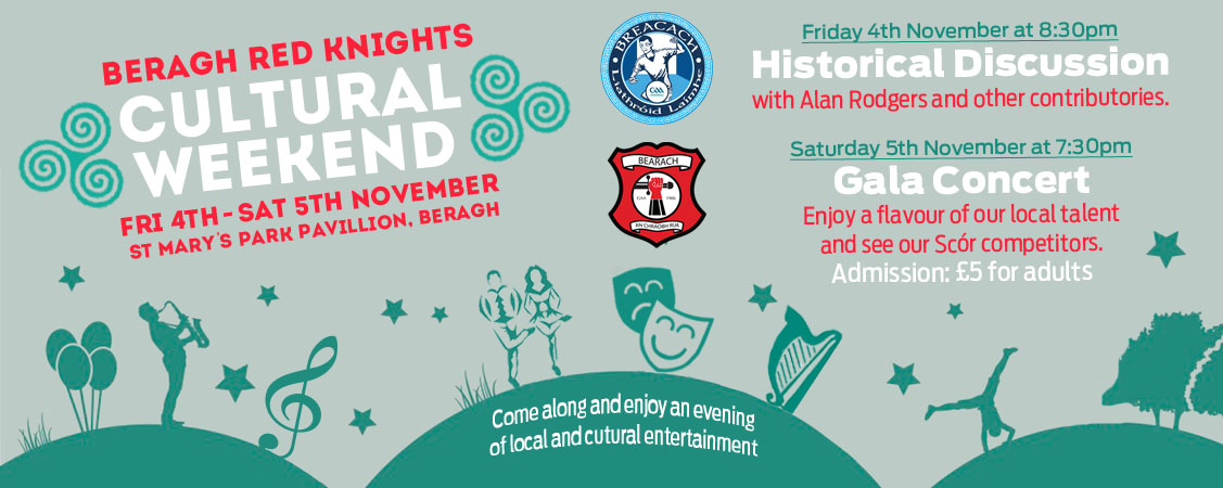 Beragh Cultural Celebration this weekend
