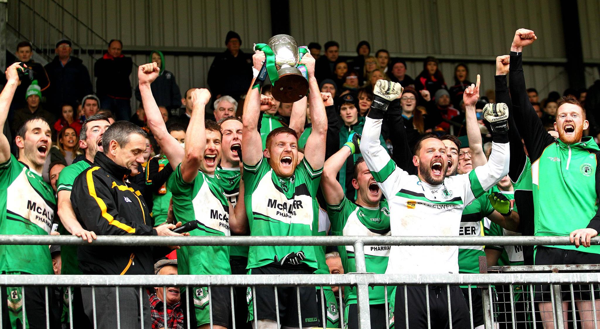 Pomeroy and Rock claim Ulster titles