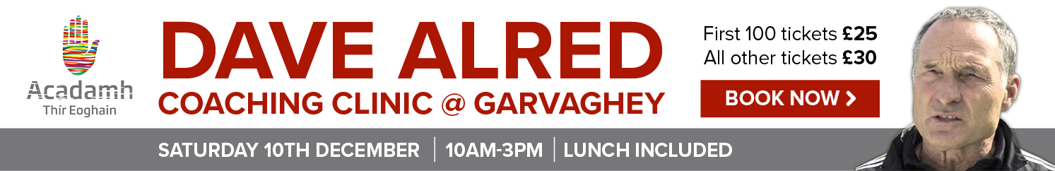 David Alred Coaching Clinic at Garvaghey