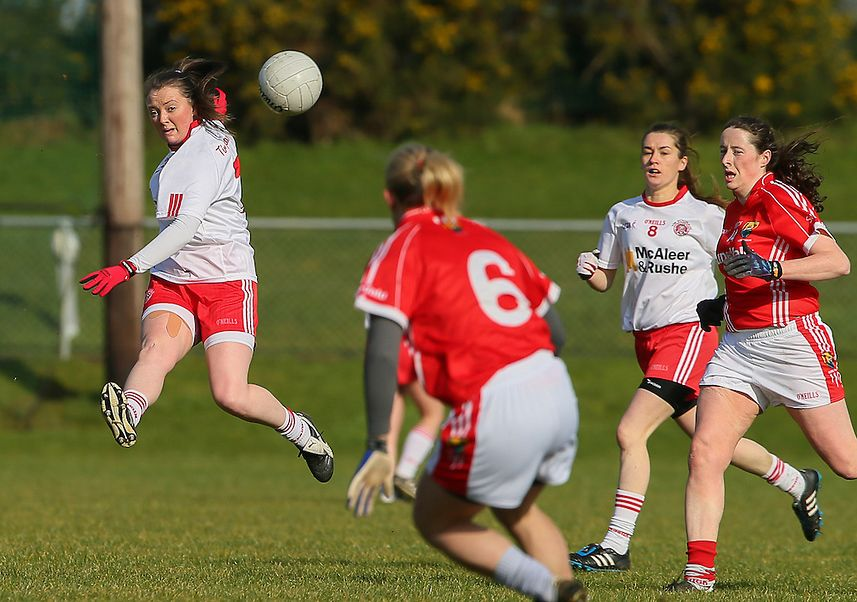 Ladies League Fixtures Confirmed