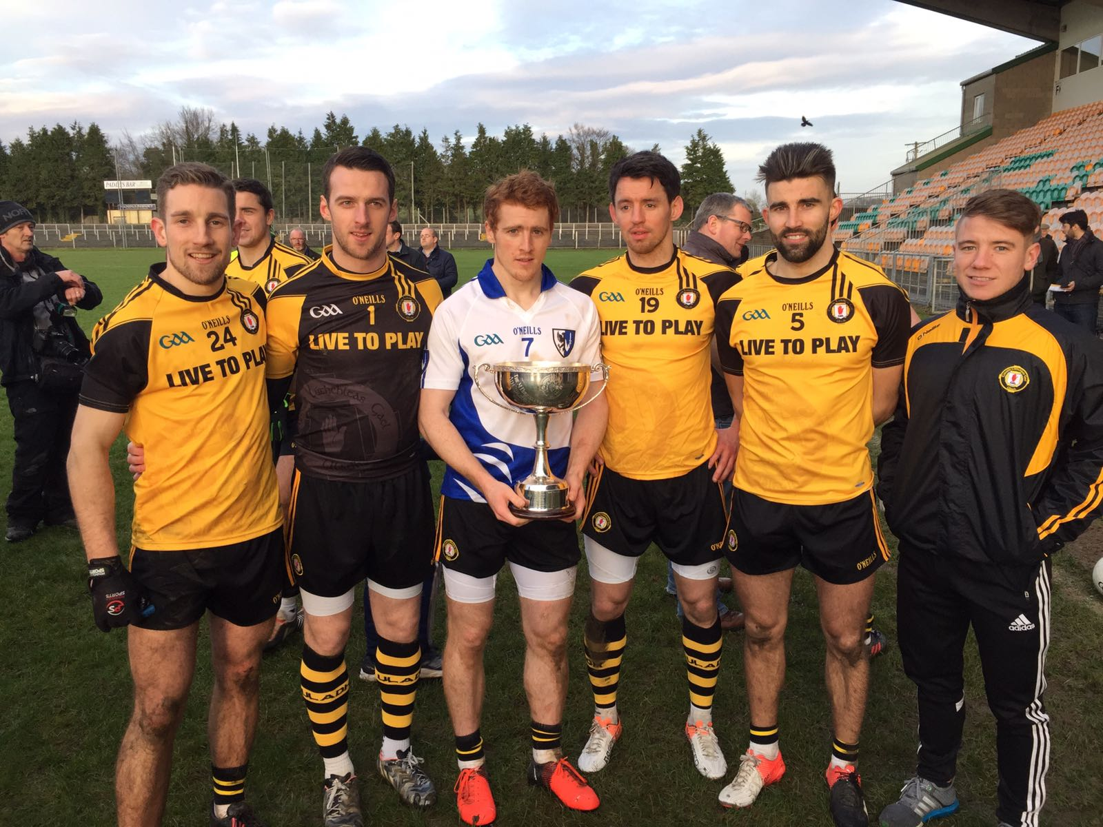 Ulster win 32nd Interprovincial football title