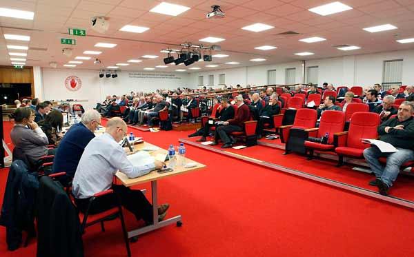 Tyrone Convention 2016 – Election of Officers