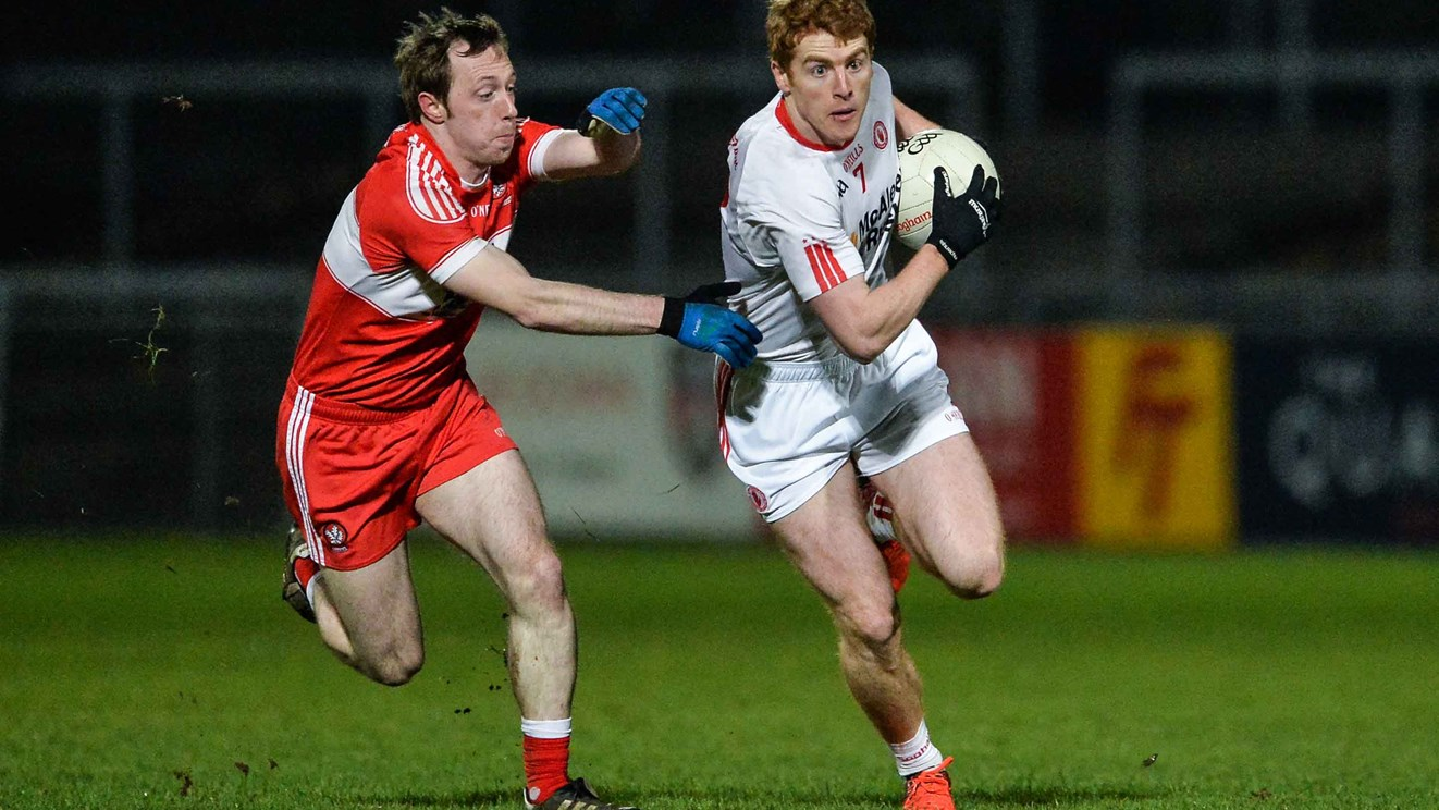 Tyrone make it 6 in a row in the McKenna Cup