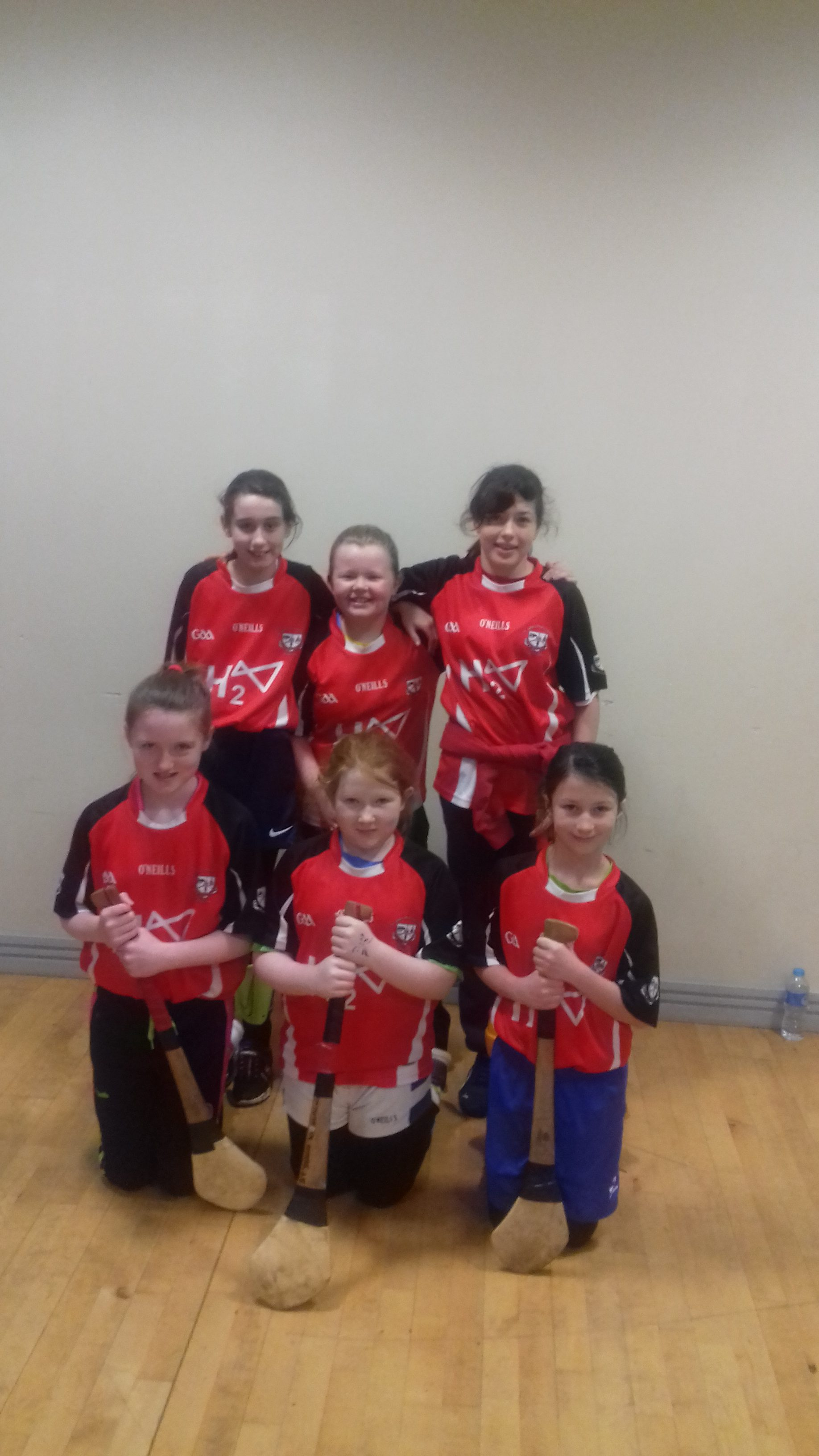 ALLIANZ CUMANN na mBUNSCOL – 'Indoor Hurling & Camogie' Heat 3 & 4