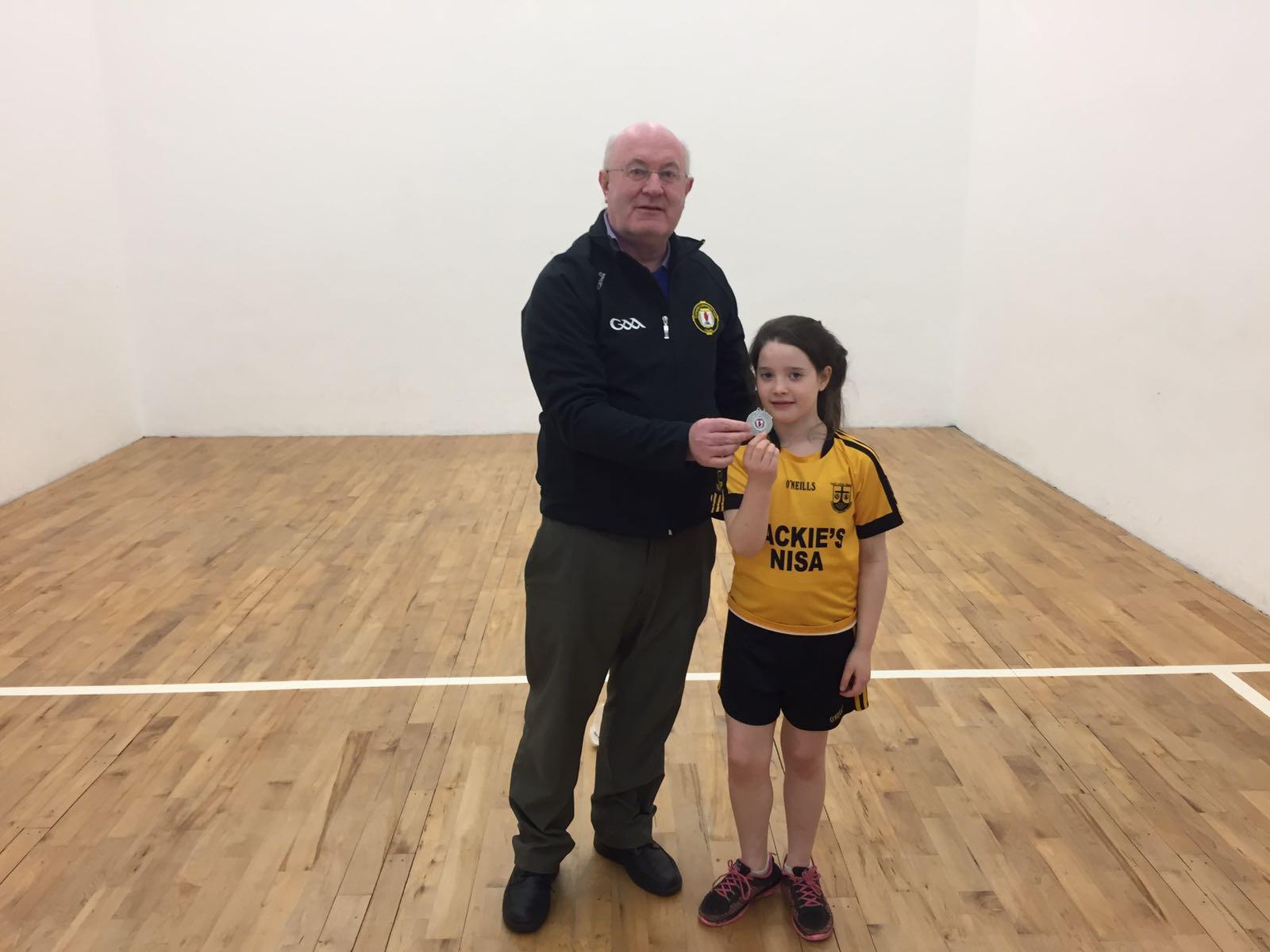 Allianz Cumann na mBunscol Thír Eoghain: 4-Wall Handball Tyrone Finals 2017