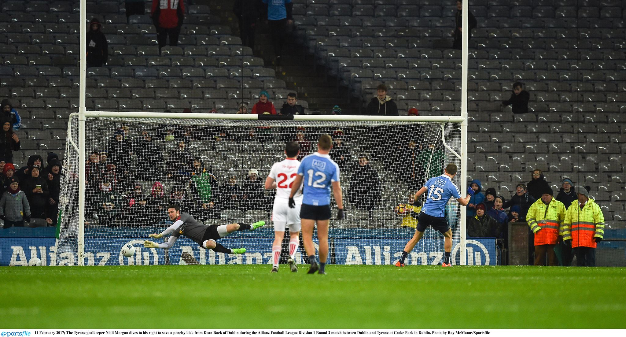 Tyrone share spoils with All Ireland Champions