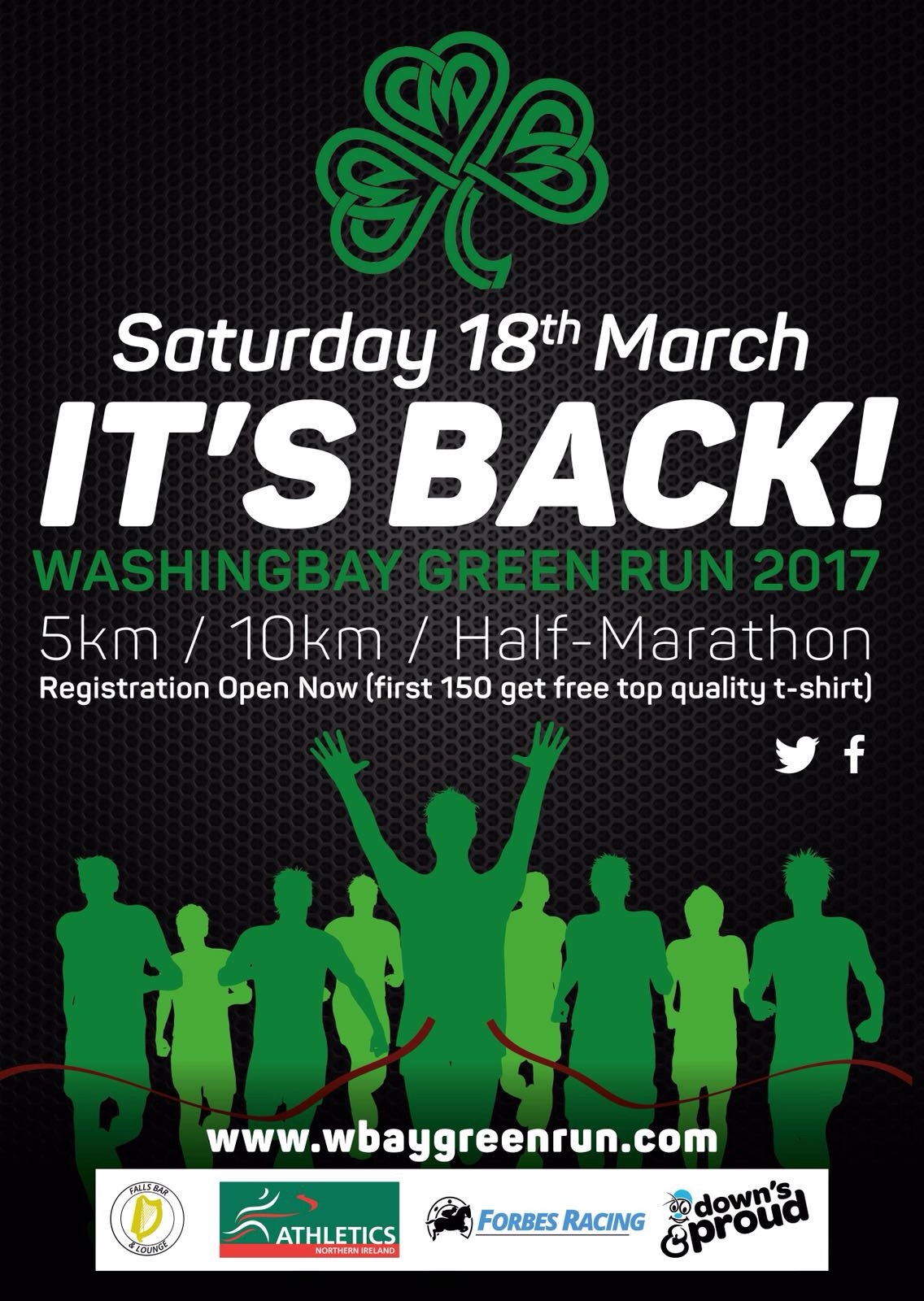 Washingbay Green Run returns on 18th March