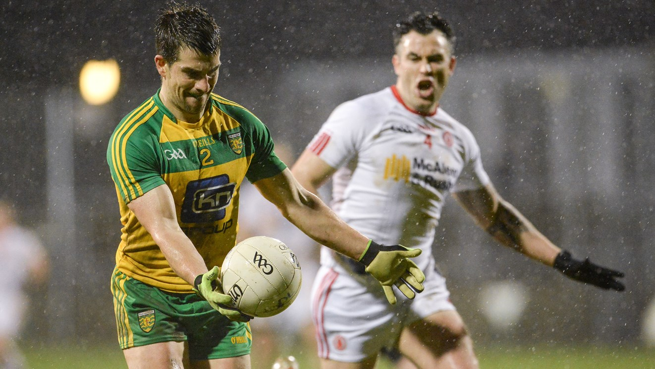 Tyrone suffer defeat in Ballybofey