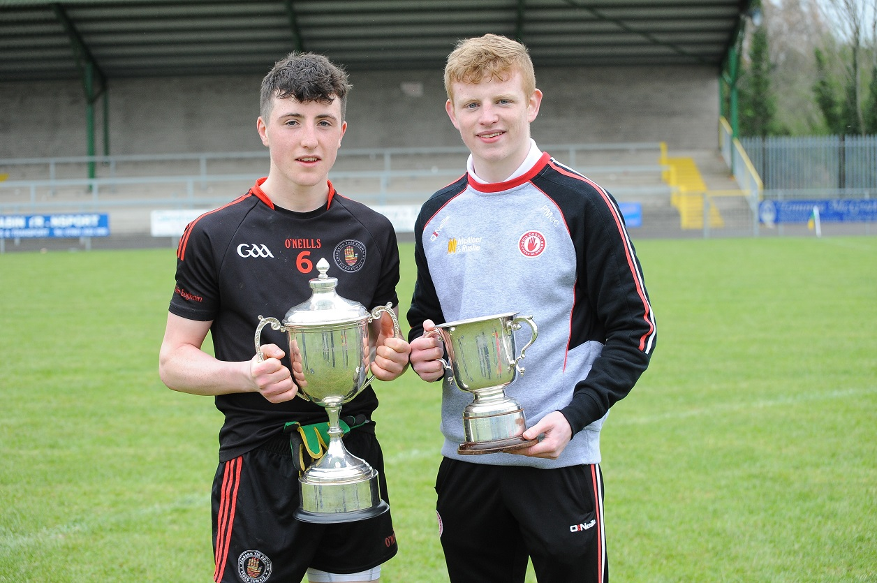 Minors and U17s take Ulster League titles.