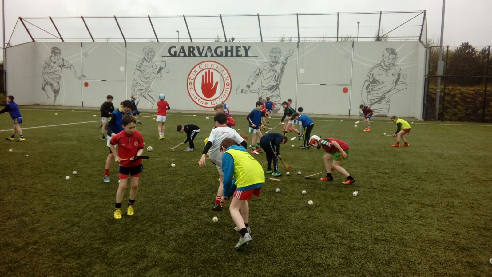 Easter Hurling Camp