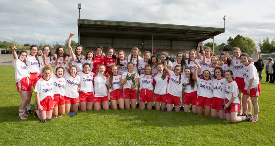 Tyrone Ladies Clinch Ulster Minor Crown
