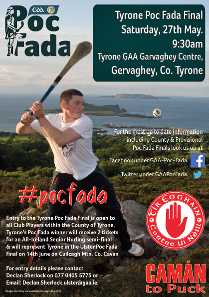 Poc Fada Final this Saturday