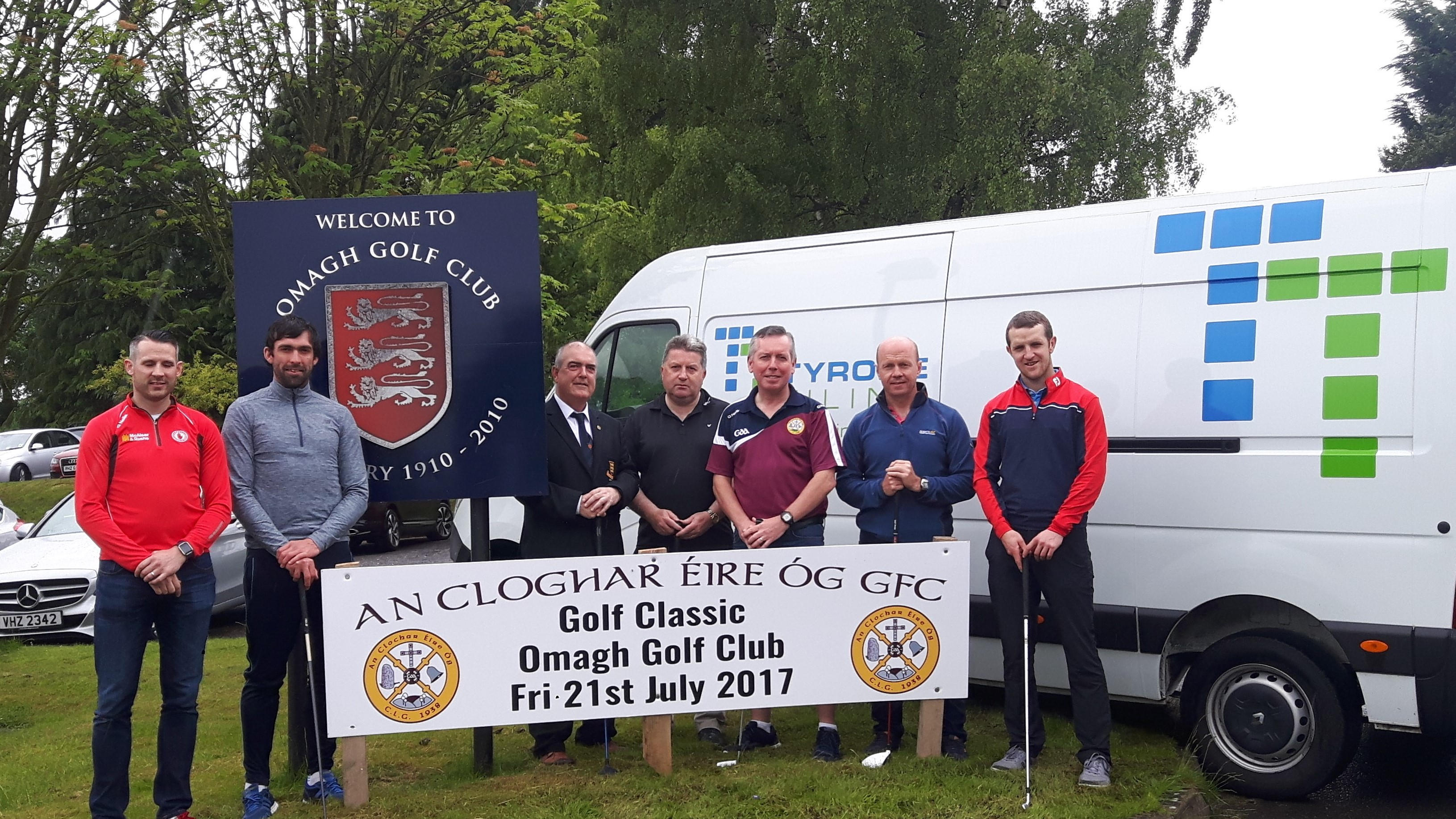 An Clochar Éire Óg's 'Monster' Fourball Golf Classic