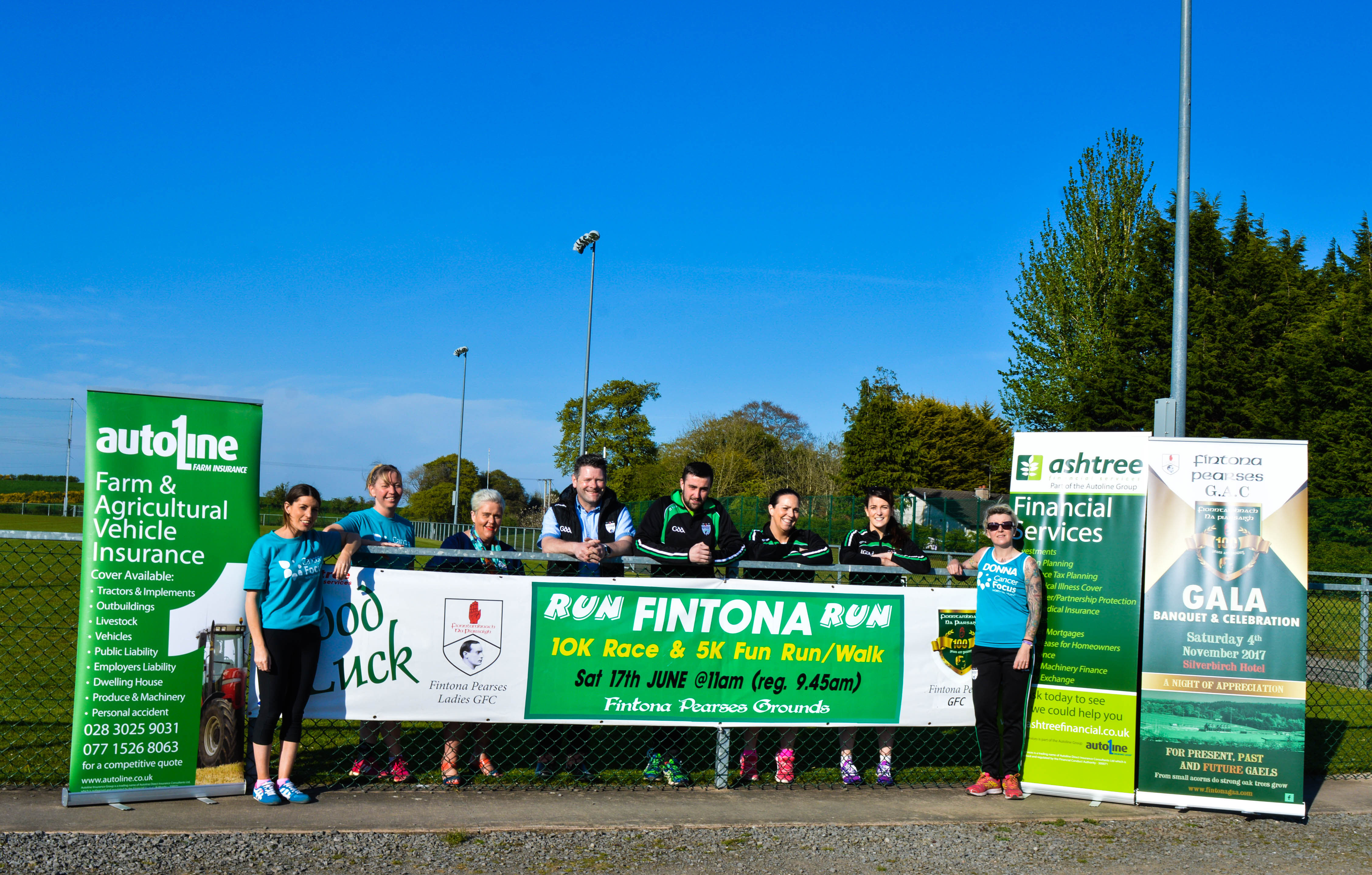 Fintona 10k & 5k Saturday 17th June with Couch to 5k training