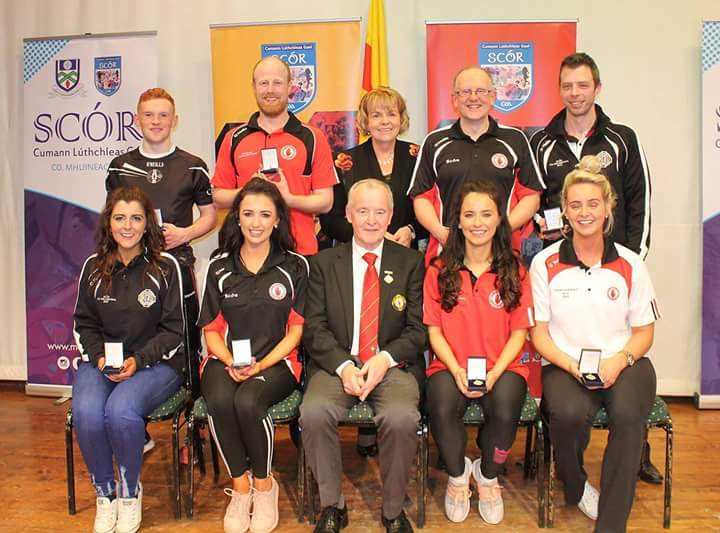 Omagh win All Ireland title