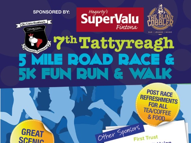 Tattyreagh 5 – Friday 2nd June