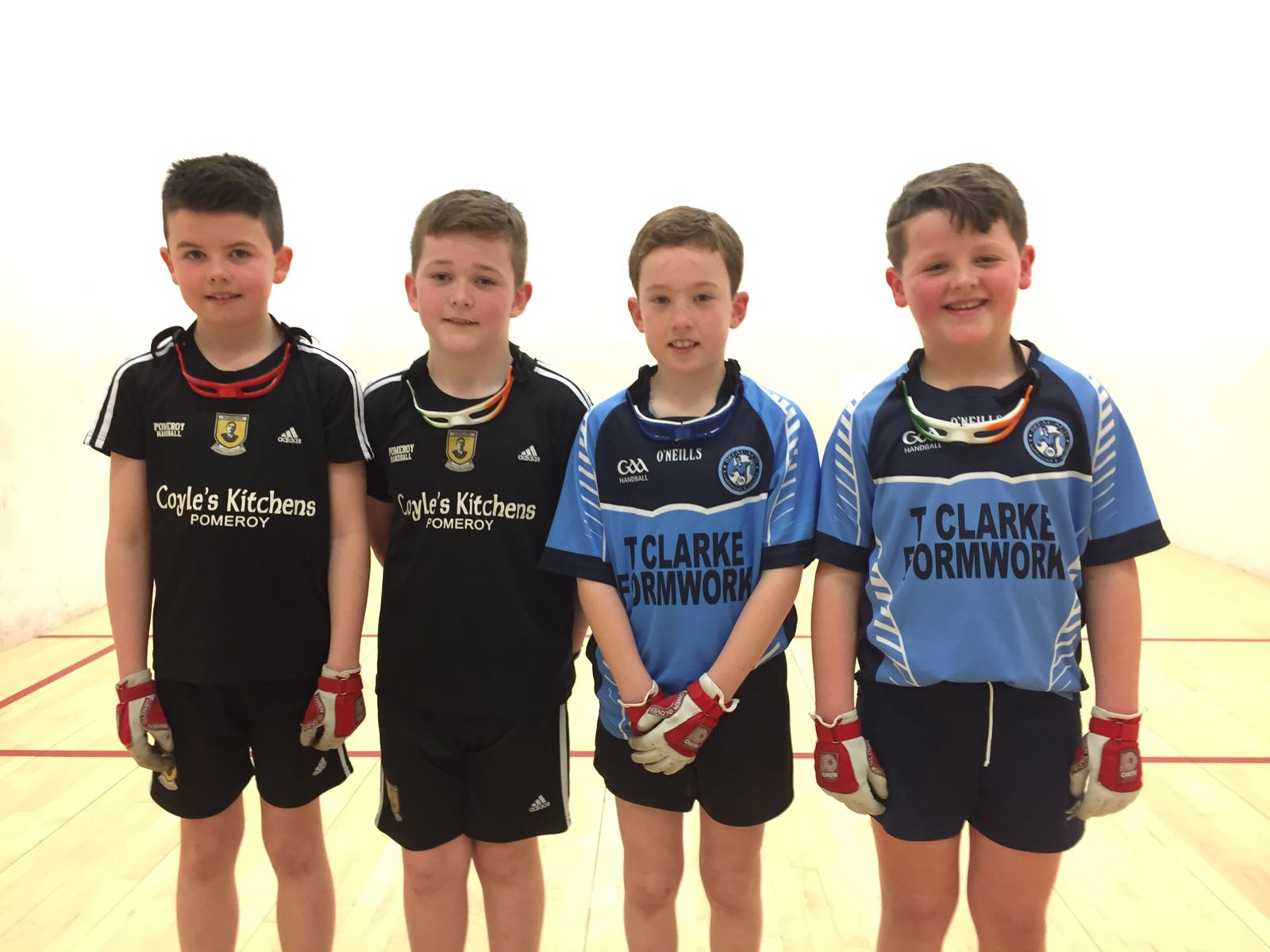 HANDBALL NEWS – SUCCESS FOR TYRONE AT IRISH NATIONALS