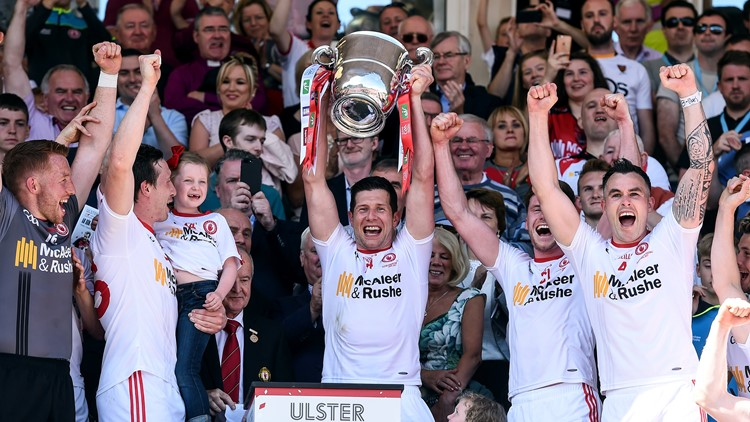 Tyrone claim 15th Ulster Title