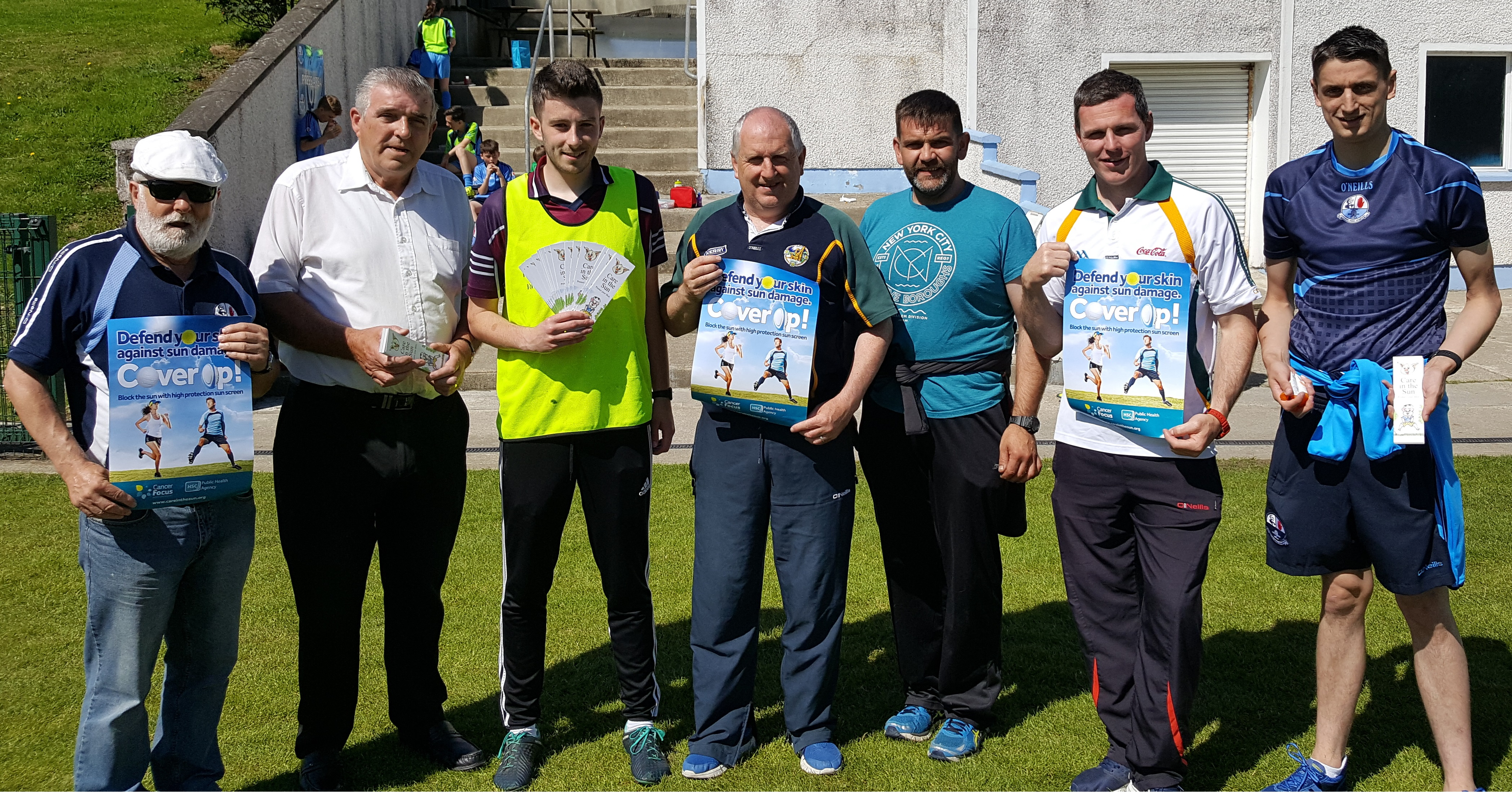 Care in Sun – Strabane Sigersons G.A.A.